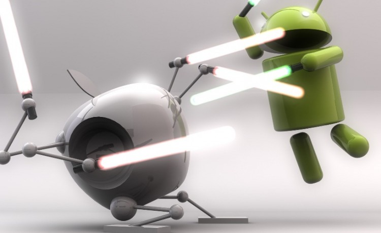 Apple vs Android - Let's Geek