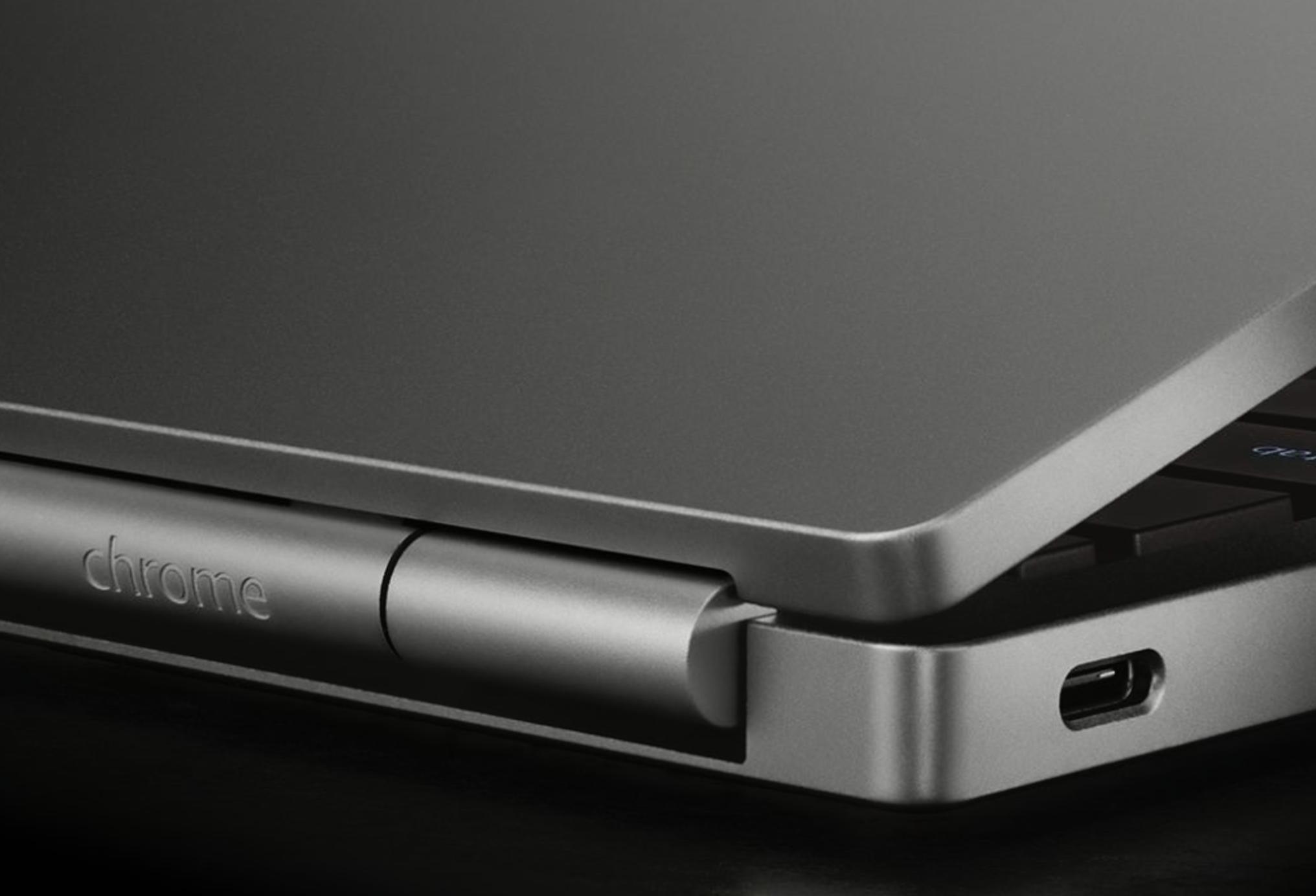 USB Type-C también en el nuevo Chromebook Pixel