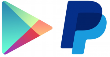 playstore + paypal