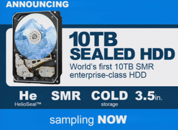 HGST SMR 10TB