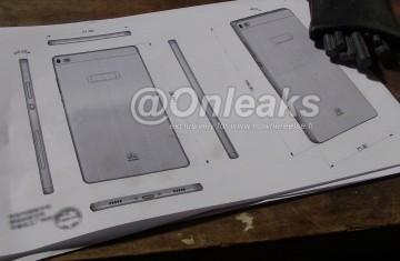 Huawei Ascend P8 Leaks