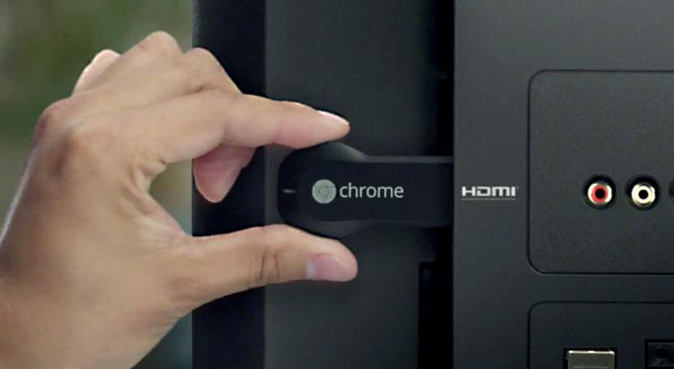 Chromecast HDMI