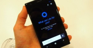 Cortana en Windows Phone - Let's Geek