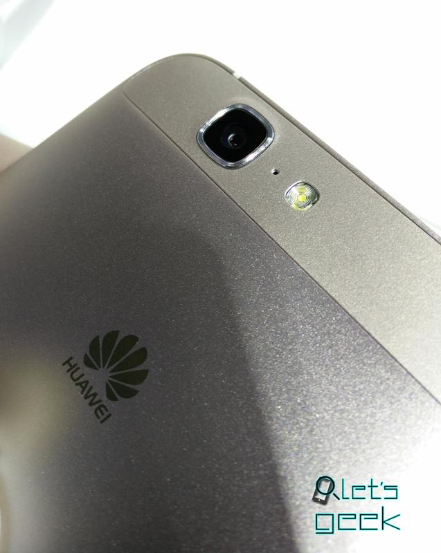 Huawei Nexus - Let's Geek
