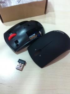 Mouse desmontado