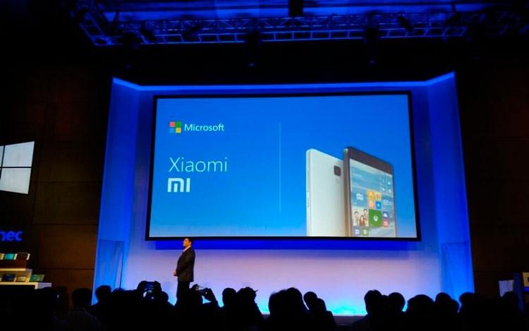 microsoft xiaomi windows 10