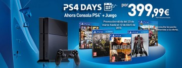 PS4 days