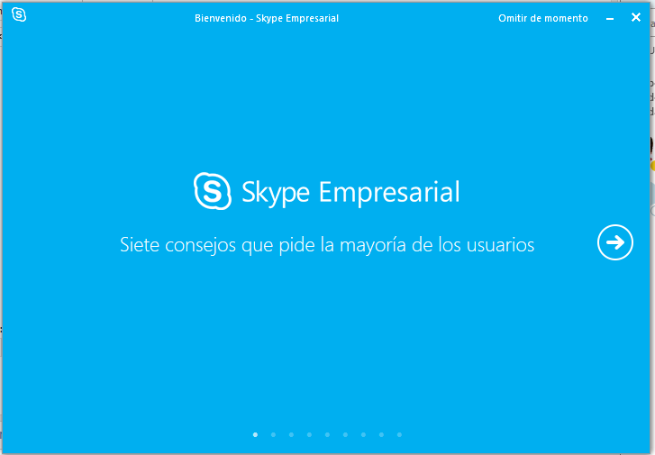 Presentación Skype for Business - Let's Geek