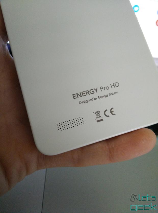 Altavoz - Energy Phone Pro HD
