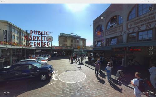 StreetSide Windows 10 Maps - Let's Geek