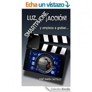 Luz smartphone acción