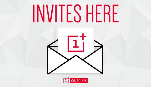 Invitaciones para OnePlus Two