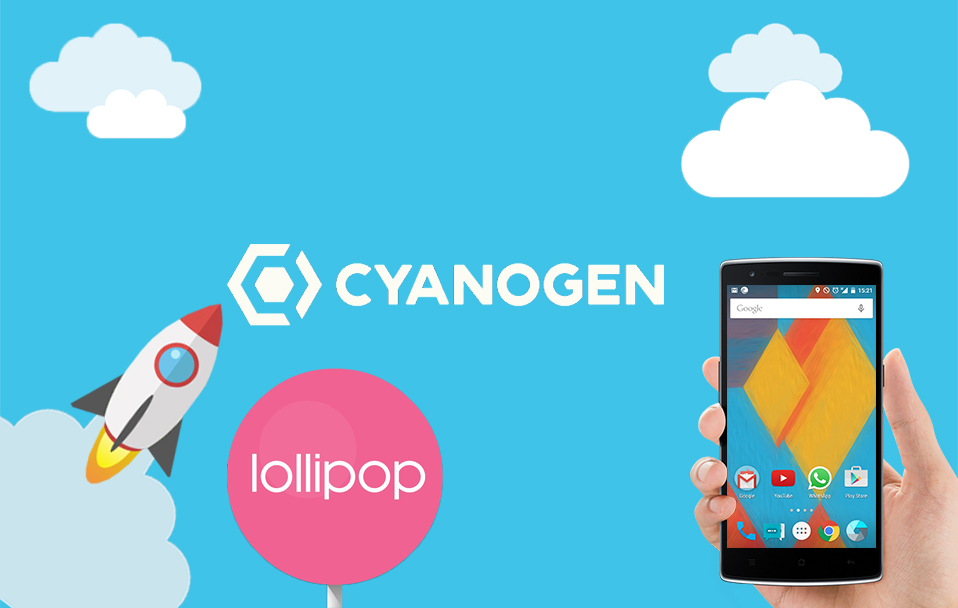 CyanogenMod12 - Let's Geek