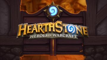 Hearthstone pantalla