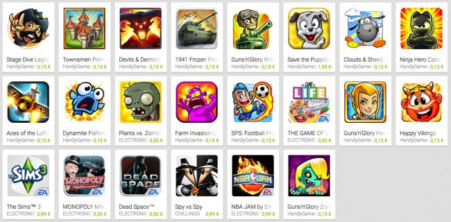 Rebajas-Google-Play