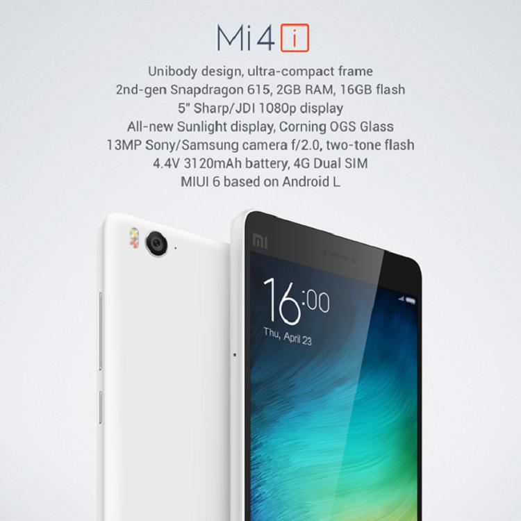 Xiaomi Mi4i (3)