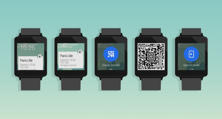 Android Wear Aplicaciones