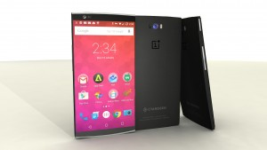 OnePlus Two, concept