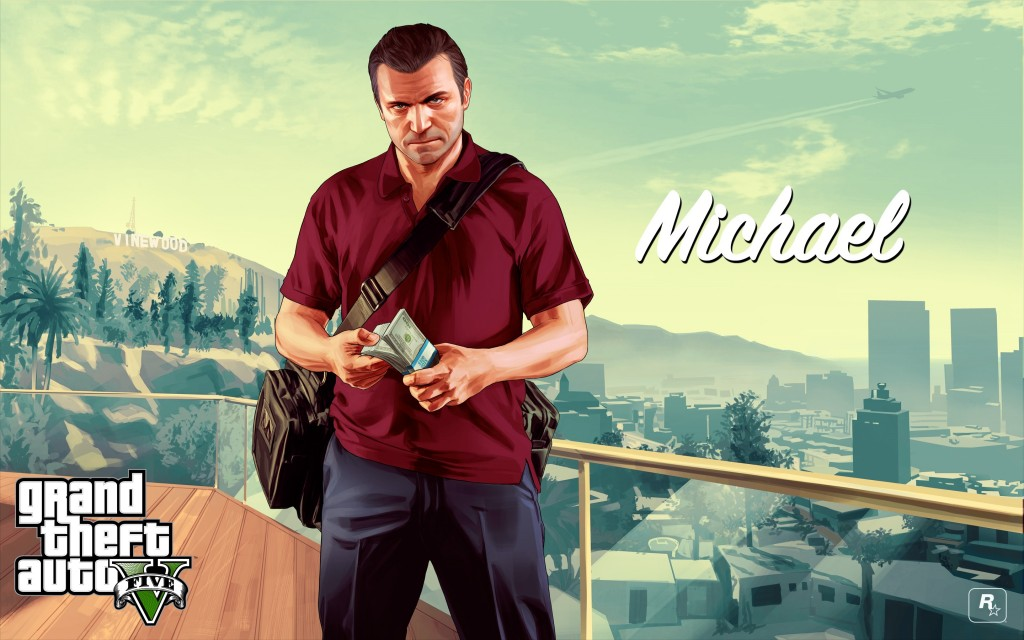 GTAV Michael Money