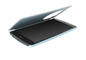 LG G4 funda azul