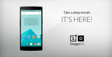OxygenOS - OnePlus Let's Geek