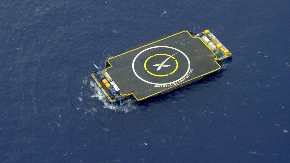 SpaceX Let's Geek