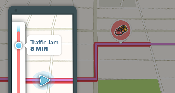 Waze - Let's Geek