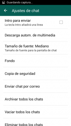 WhatsApp y Google Drive - Let's Geek