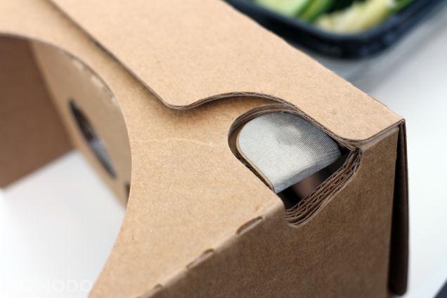 Google Cardboard 2.0