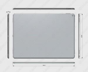 Dimensiones iPad-Pro-Air-Plus