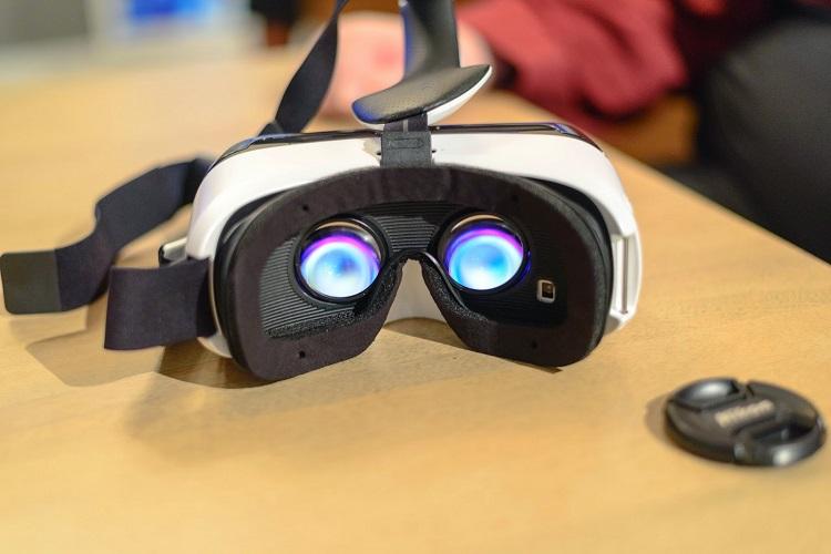 Principales características de Samsung Gear VR