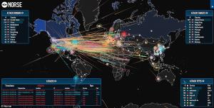 CiberAtaques en tiempo real
