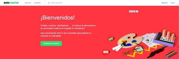 Kickstarter España