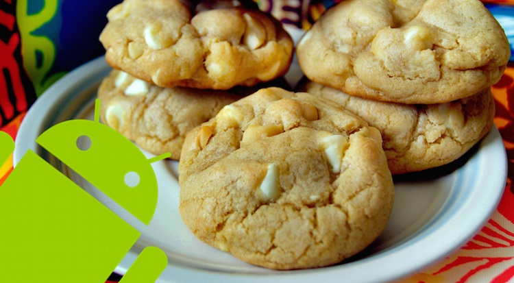 Android ¿Macadamia Nut Cookie?