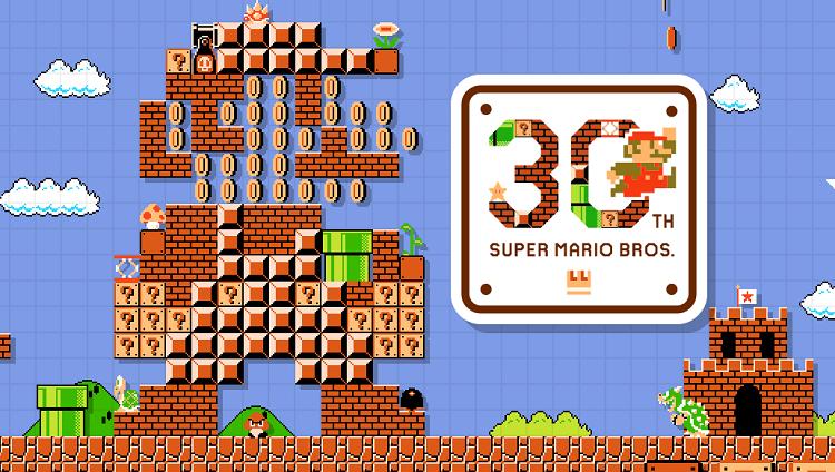 30 Aniviersario Super Mario Bros