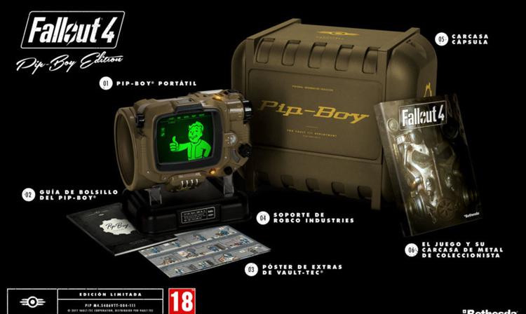 Fallout4 coleccionista