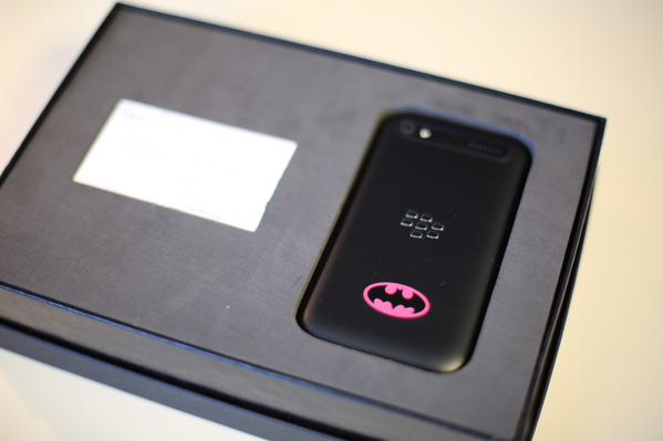 BlackBerry Batman