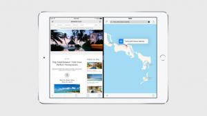 iOS 9 Multitarea