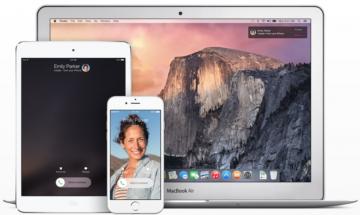 Continuidad iOS 9 con nueva función