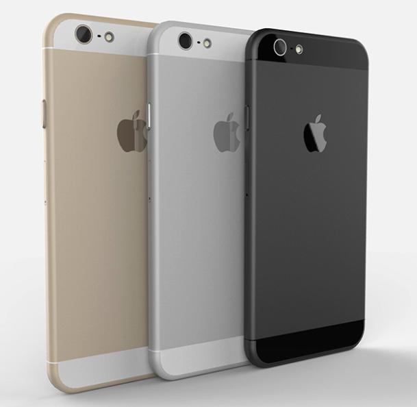 Concepto iPhone 6S/7