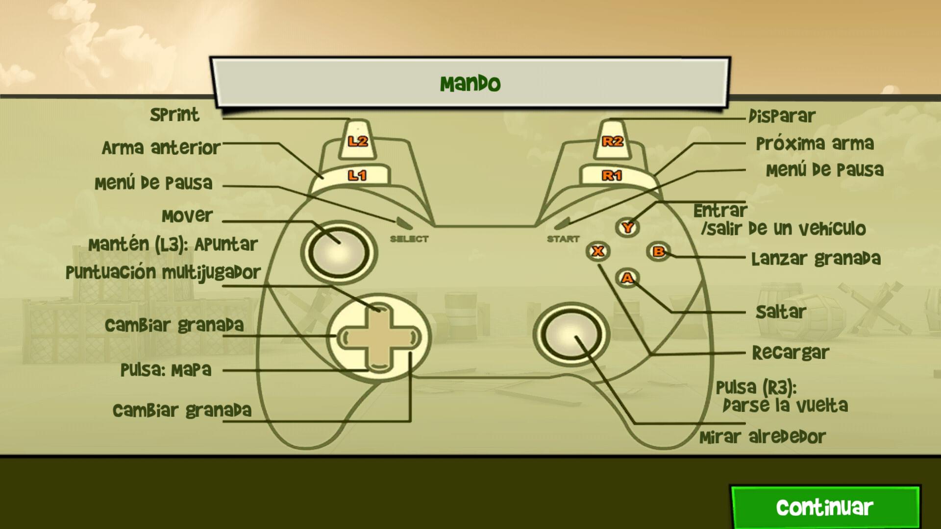 GamePad Blitz Brigade