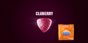 CLUB BERRY CONDOM