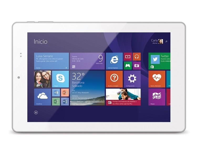 Windows Tablet Edición Real Madrid