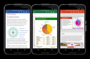 Interfaz Office Apps