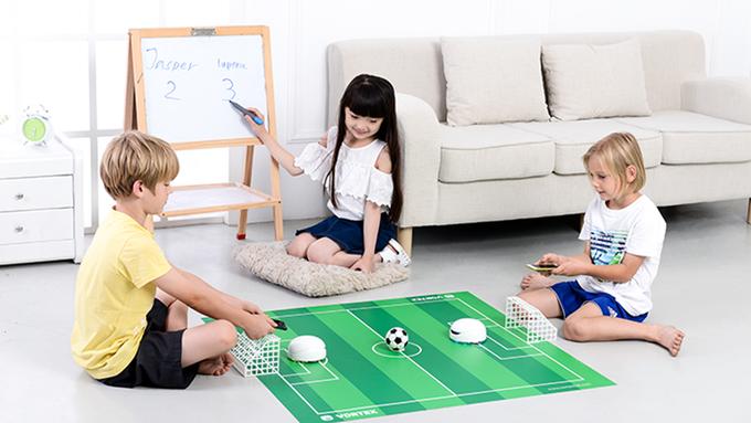 Vortex, los niños podrán programar sus propios juegos