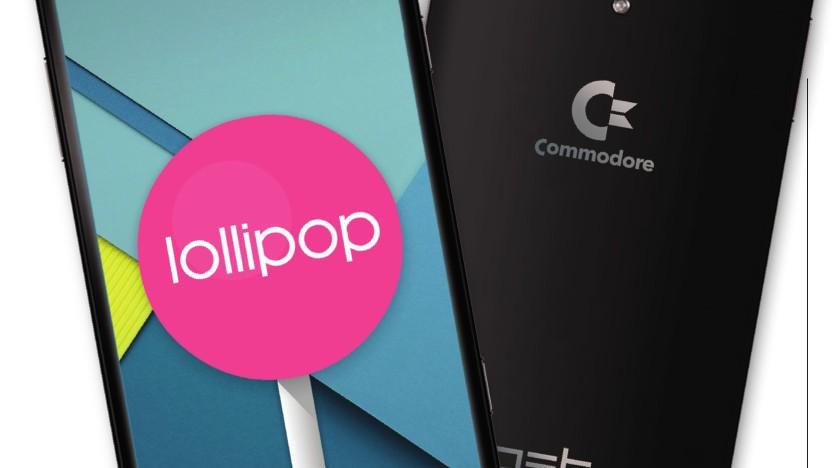 Commodore Pet tendría Android Lollipop