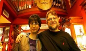 Hideo-Kojima-Guillermo-del-Toro