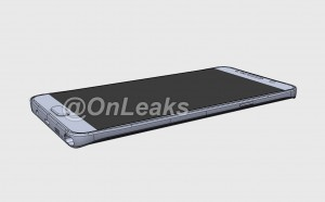 3D Samsung Galaxy Note 5