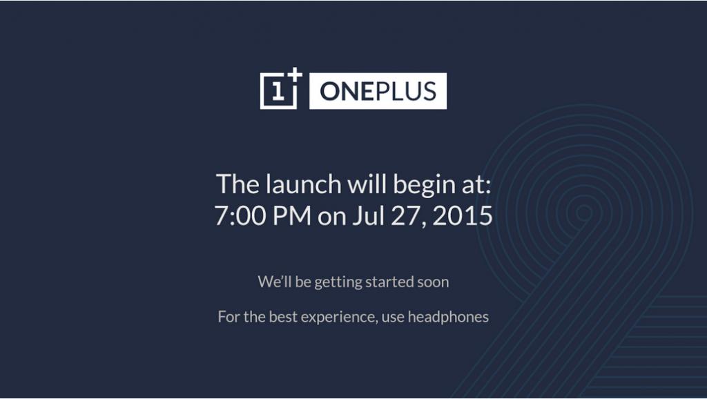Keynote OnePlus