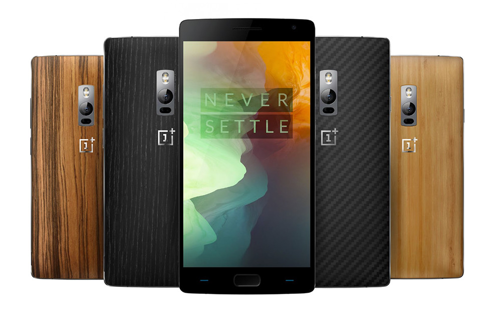 Carcasas disponibles OnePlus 2